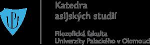 Katedra asijských studií logo